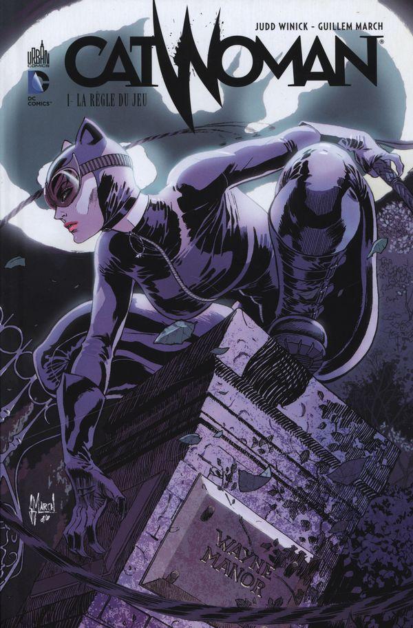 Catwoman 01 : La règle du jeu