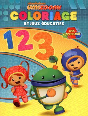 Umizoomi coloriage jeux et autocollants distribution - Jeux de umizoomi ...