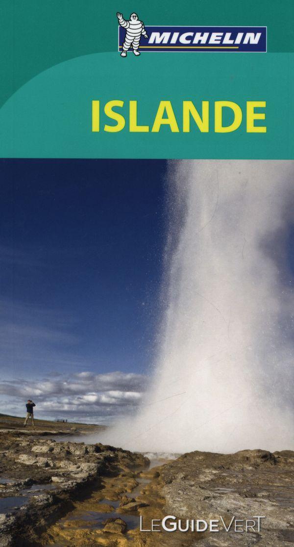 Islande - Guide Vert