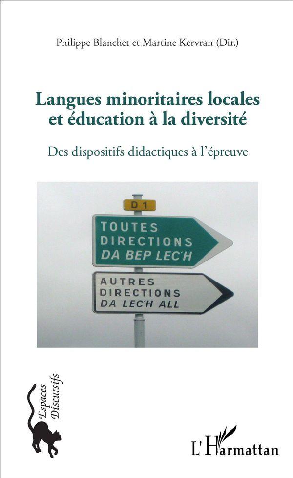 Langues minoritaires locales et éducation à la diversité