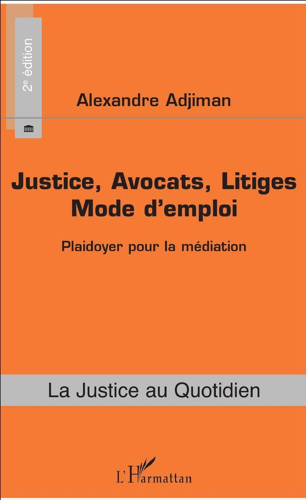 Justice, Avocats, Litiges