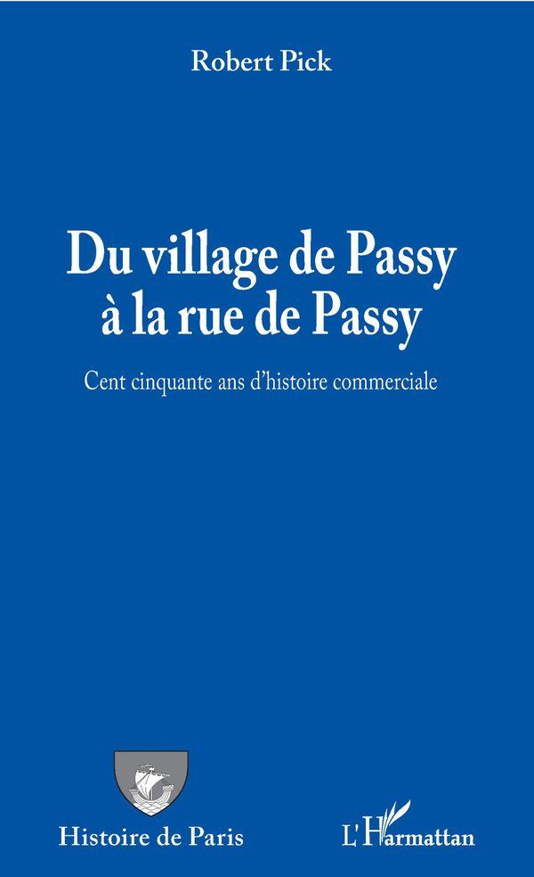 Du village de Passy à la rue de Passy