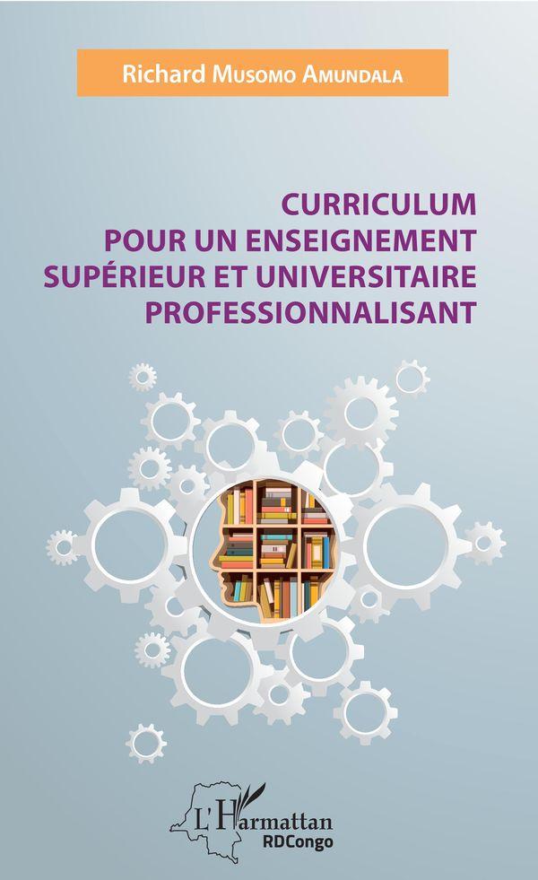 Curriculum pour un enseignement supérieur et universitaire p