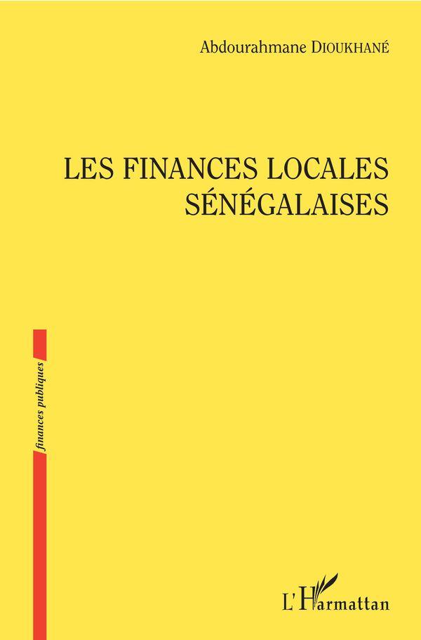 Les finances locales sénégalaises