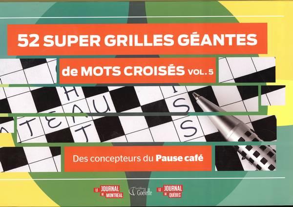 52 super grilles géantes de mots croisés 05