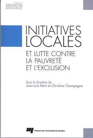 Initiatives locales et lutte contre la pauvreté et ...