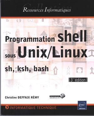 Programmation Shell sous Unix/Linux