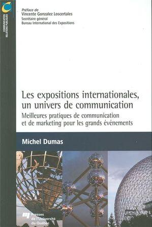 Les expositions internationales, un univers de communication