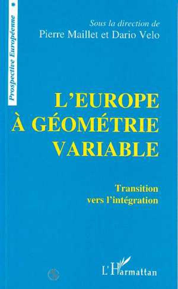 L'Europe à géométrie variable