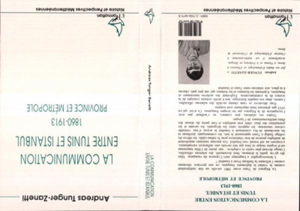 La communication entre Tunis et Istanbul 1860-1913