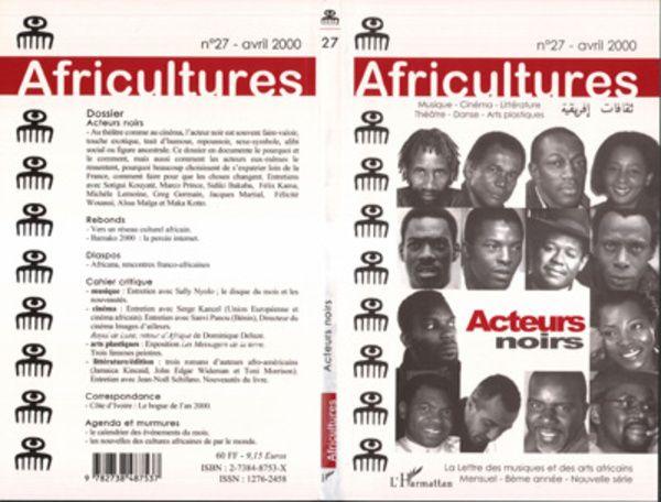 Acteurs noirs