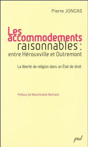 Les accommodements raisonnables : entre Hérouxville et...