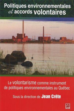 Politiques environnementales et accords volontaires