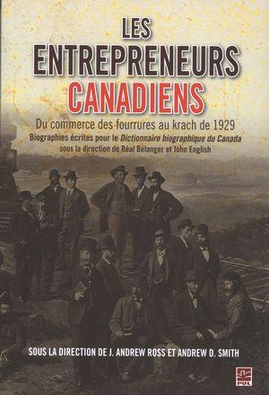 Les entrepreneurs canadiens