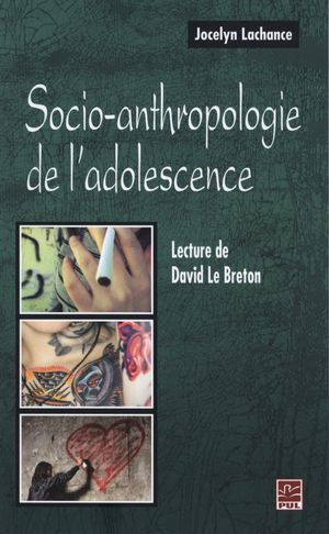 Socio-anthropologie de l'adolescence