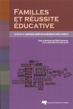 Familles et réussite éducative