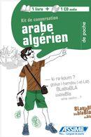 Arabe algérien de poche L/CD