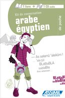 Arabe égyptien de poche L/CD