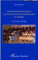 Adapter son enseignement aux effectifs des écoles primaires