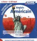 Anglais Américain L/CD MP3