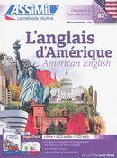 L'anglais d'Amérique L/CD (4) + MP3