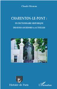 Charenton-le-Pont : un dictionnaire historique des rues anci