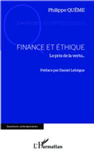 Finance et éthique
