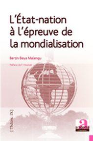 L'Etat-nation à l'épreuve de la mondialisation