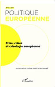 Crise, crises et crisologie européenne
