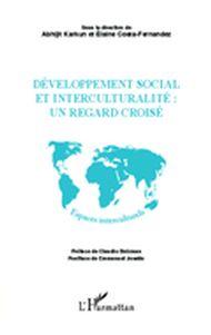 Développement social et interculturalité : un regard croisé