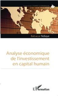 Analyse économique de l'investissement en capital humain