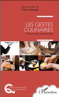Les gestes culinaires