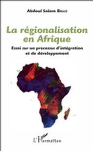 La régionalisation en Afrique