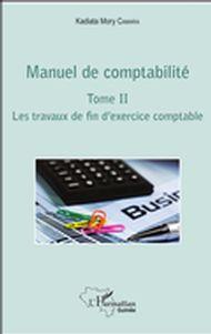 Manuel de comptabilité Tome II
