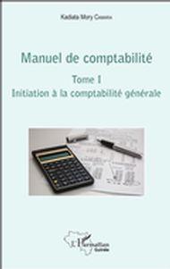 Manuel de comptabilité Tome I