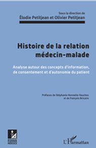 Histoire de la relation médecin-malade