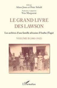 Le grand livre des Lawson 02 : 1883-1932