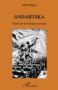 Andartika - chants de la résistance grecque