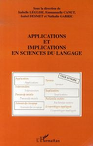 Applications implications sciences du la