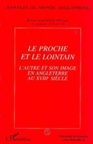 Annales du monde anglophone no.10