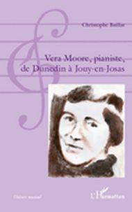 Vera Moore, pianiste, de Dunedin à Jouy-en-Josas