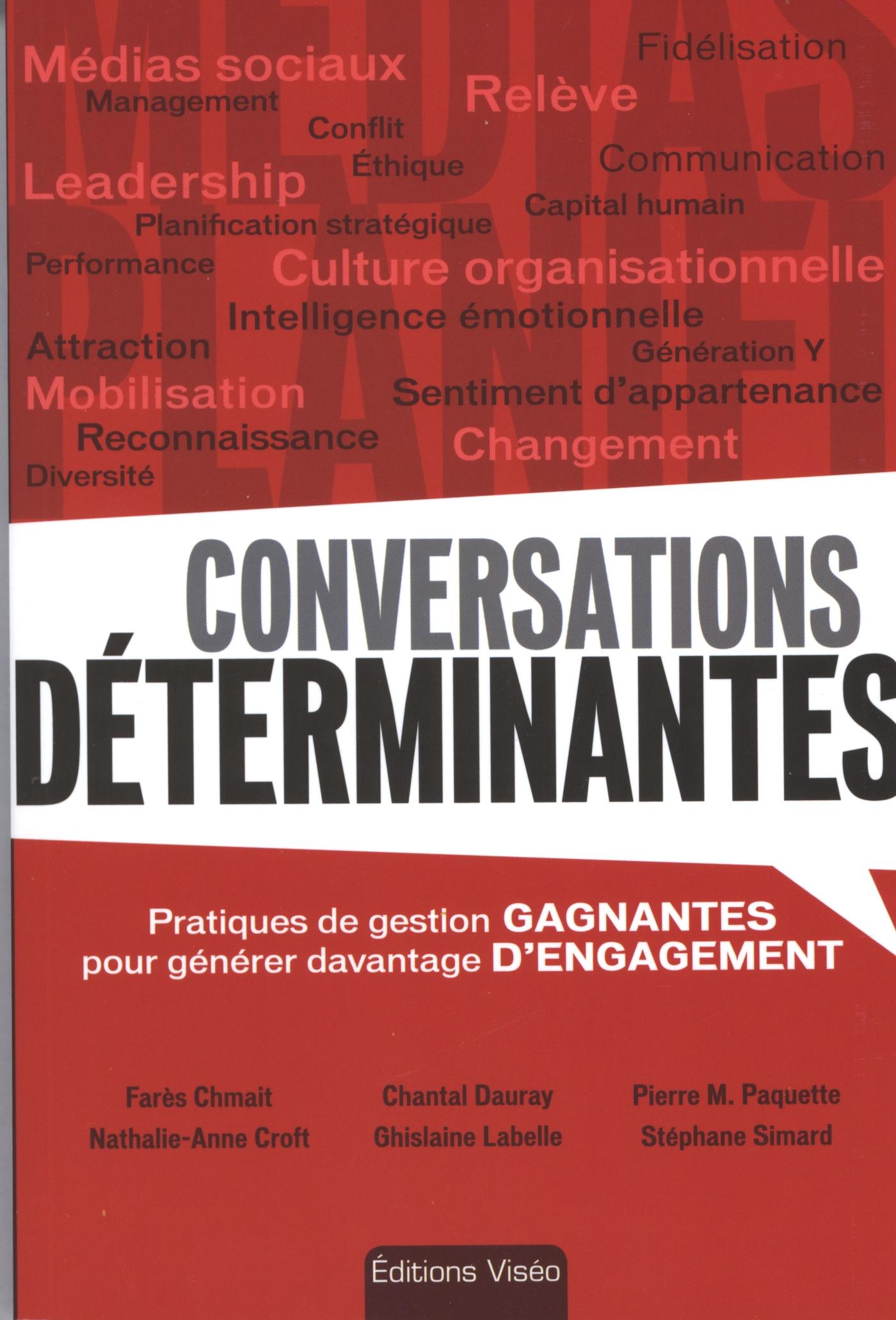 CONVERSATIONS DETERMINANTES