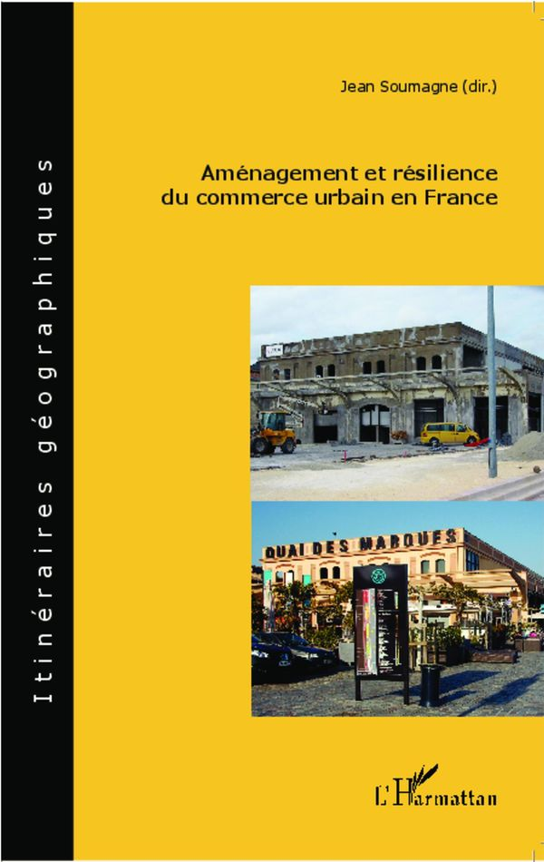 Aménagement et résilience du commerce urbain en France