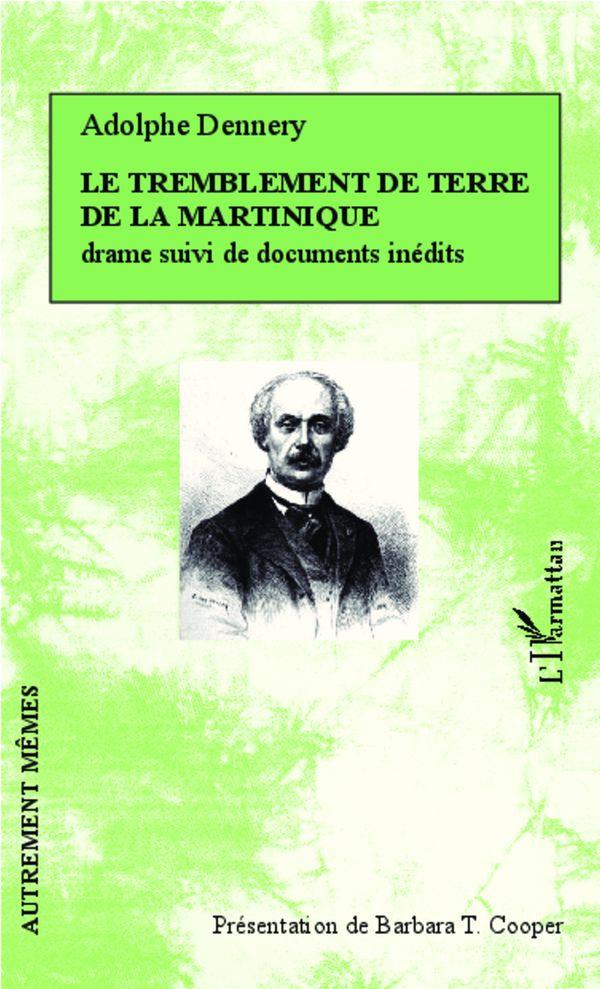 Le tremblement de terre de la Martinique
