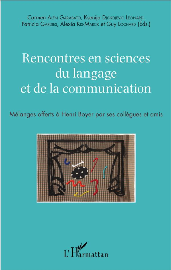 Rencontres en sciences du langage et de la communication