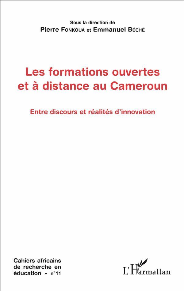 Les formations ouvertes et à distance au Cameroun