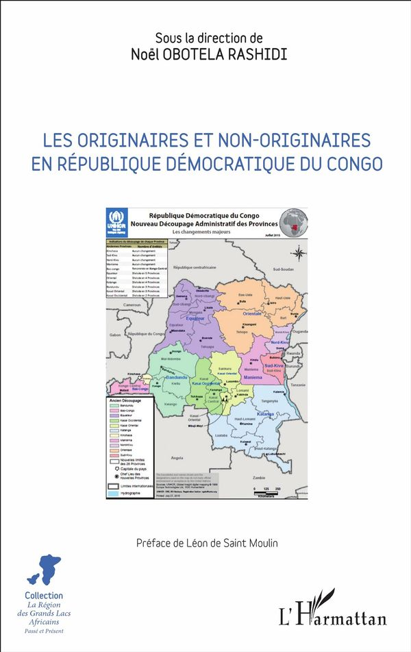 Les originaires et non-originaires en République démocratique du Congo