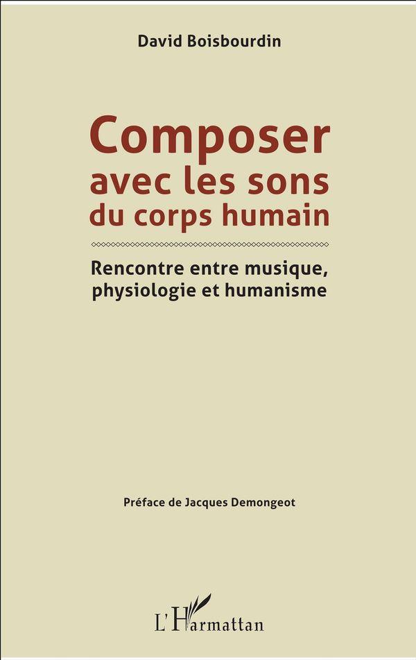 Composer avec les sons du corps humain