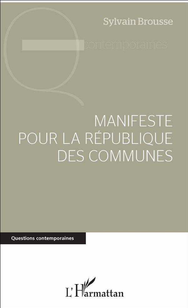 Manifeste pour la République des communes