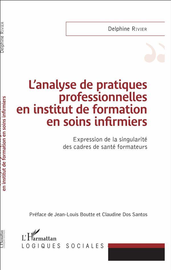 L'analyse de pratiques professionnelles en institut de forma